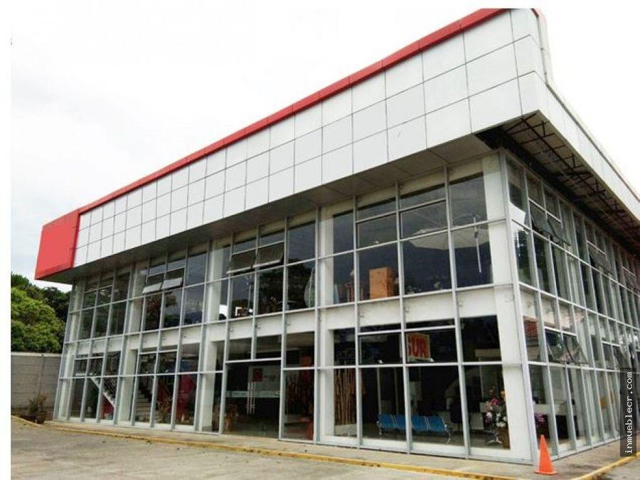 edificio para uso comercial u oficinas
