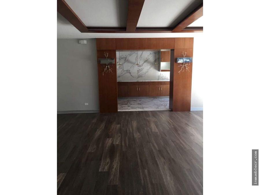 apartamento amueblado en qbo