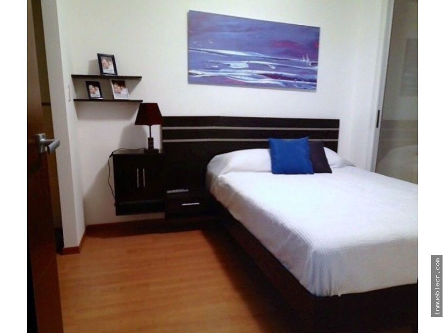 apartamento amueblado y equipado
