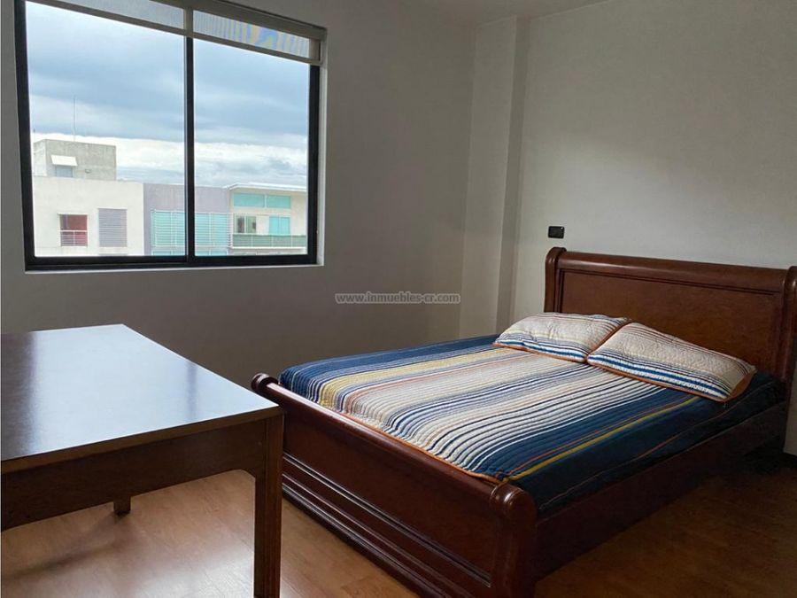 venta apartamento a pasos de avenida escazu
