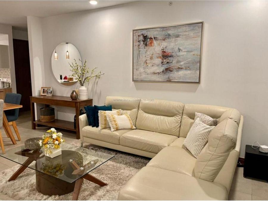 bello apartamento contemporaneo en nunciatura