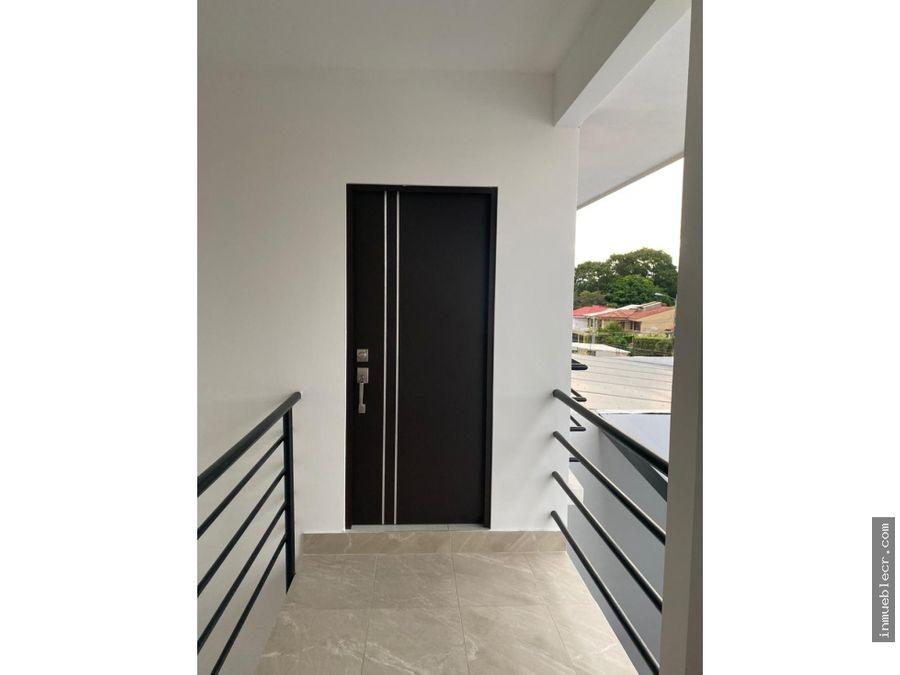moderno apartamento en alquiler en rohrmoser
