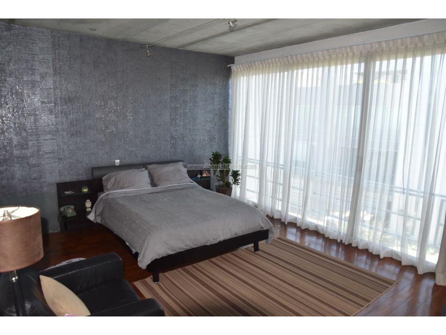 apartamento en condominio con linea blanca en escazu