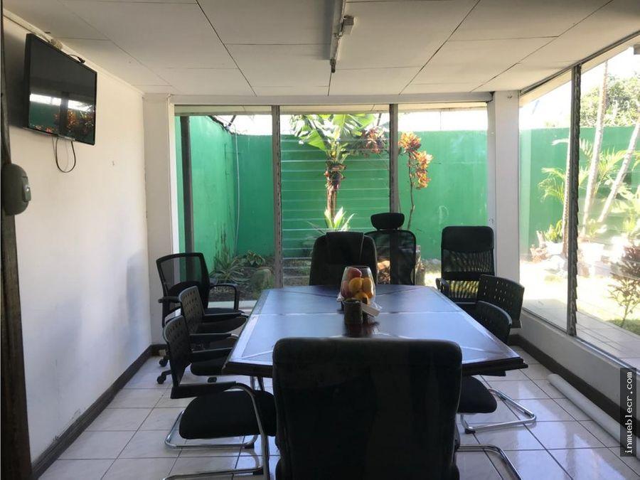 casa para oficina sabana sur