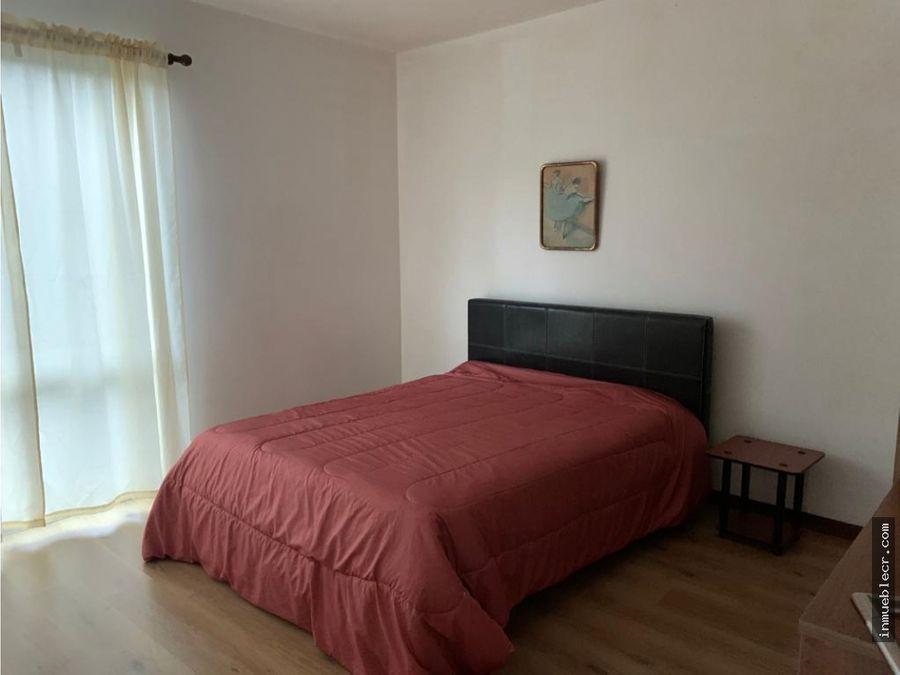 apartamento amueblado barreal