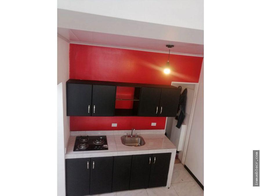 apartamento tipo loft en los yoses