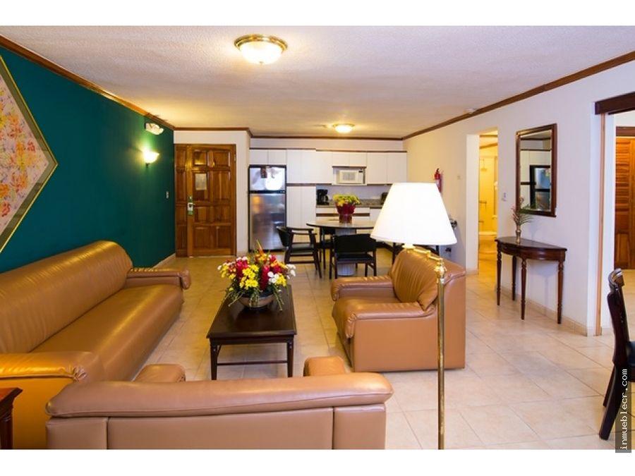 apartmento full amueblado y servicios para estadias cortas