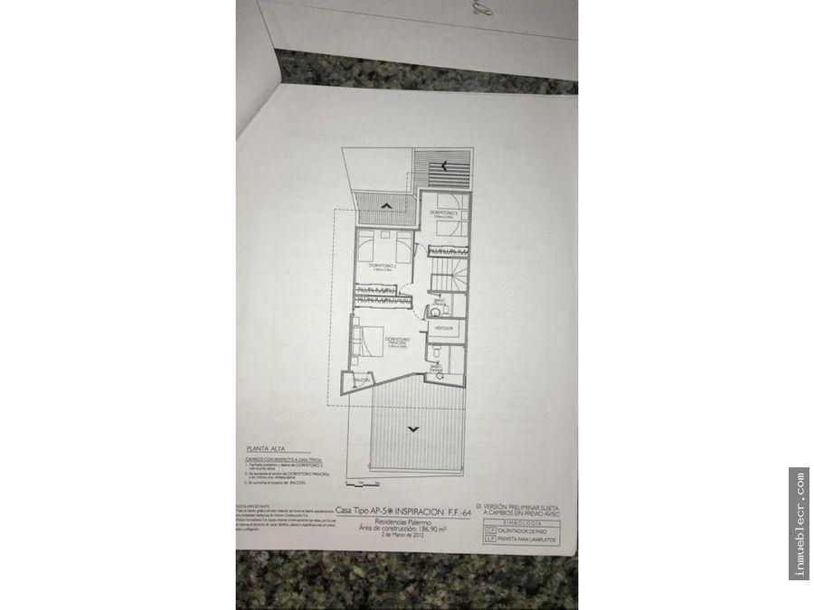 casa en condominio rebajada