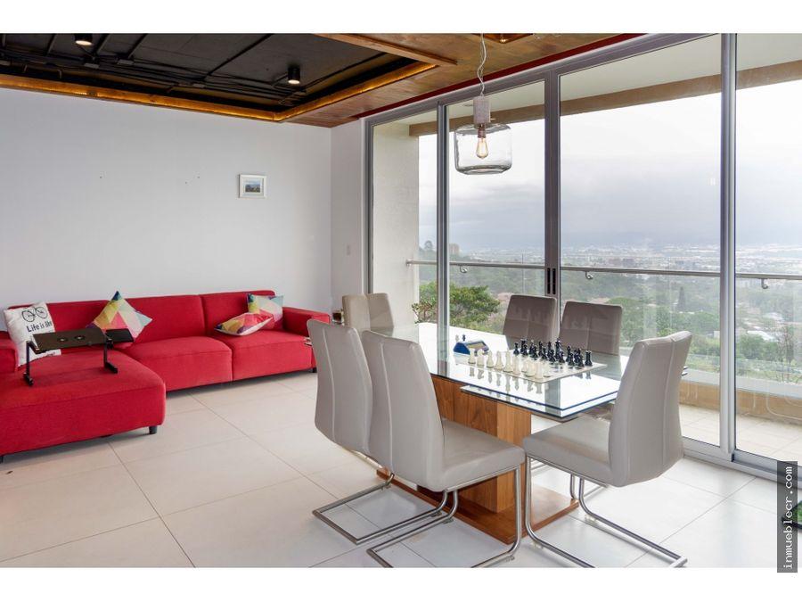 ph con terraza privada y vista espectacular