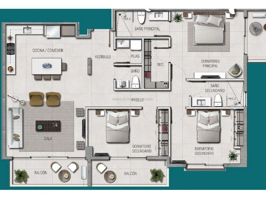 apartamento nuevo en guachipelin