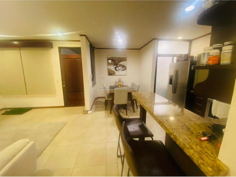 apartamento en sabana sur