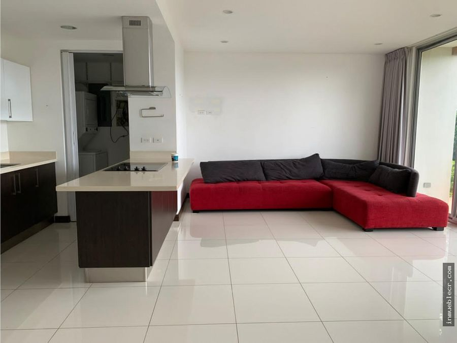 oportunidad apartamento contemporaneo bosques de escazu