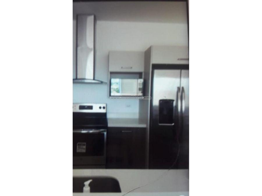 apartamento en distrito 4 linea blanca vista