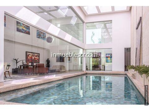 espectacular casa contemporanea