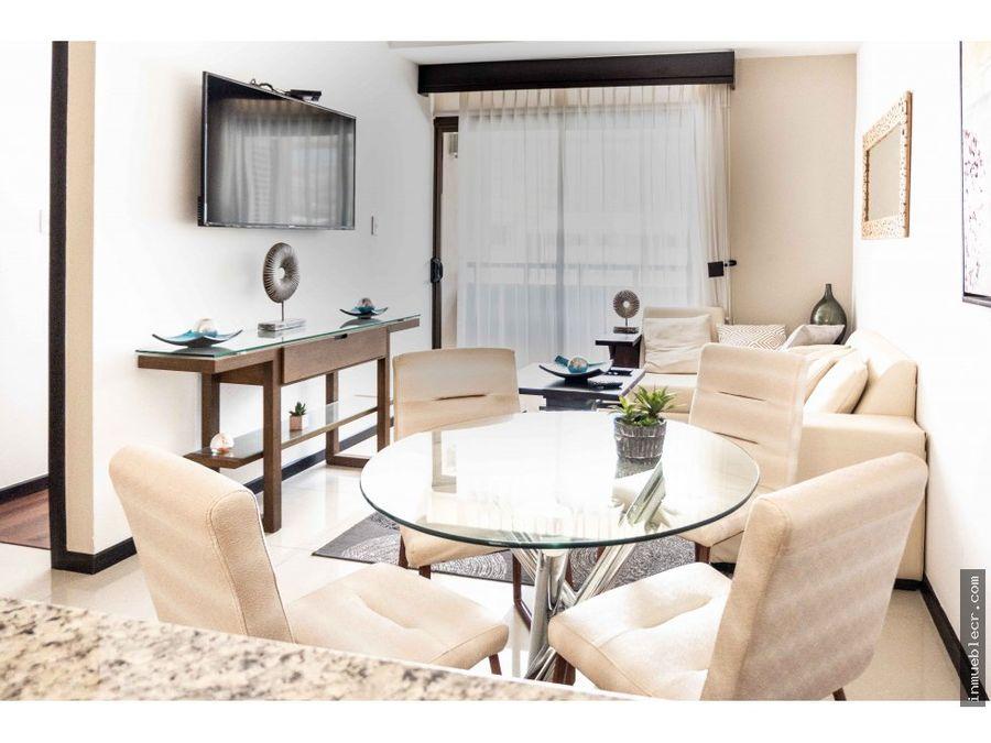 apartamento en condominio en ubicacion centrica