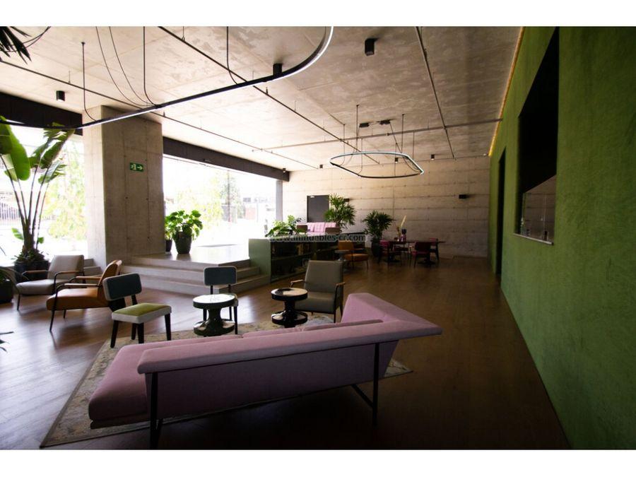 apartamento estudio amueblado en nunciatura a estrenar