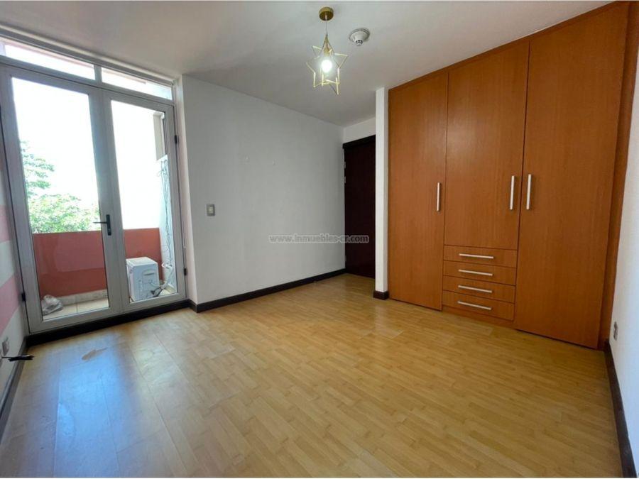 apartamento en guachipelin con espectacular vista