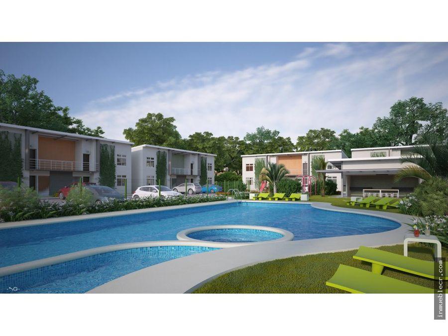 precioso apartamento en el coyol jardin privado