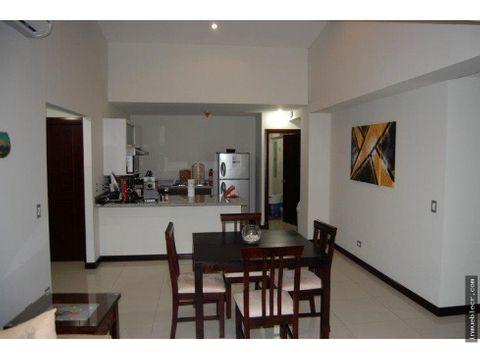 amplio apartamento amueblado en alquiler