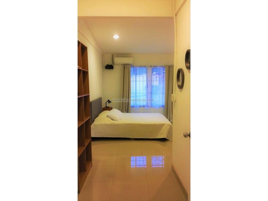 apartamento en pozos de santa ana