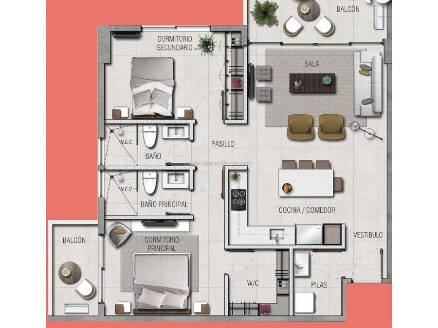 estrene apartamento en guachipelin 2 habitaciones