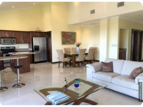 amplio apartamento amueblado en alquiler con hermosa vista