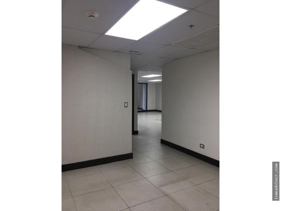 oficina corporativa en paseo colon