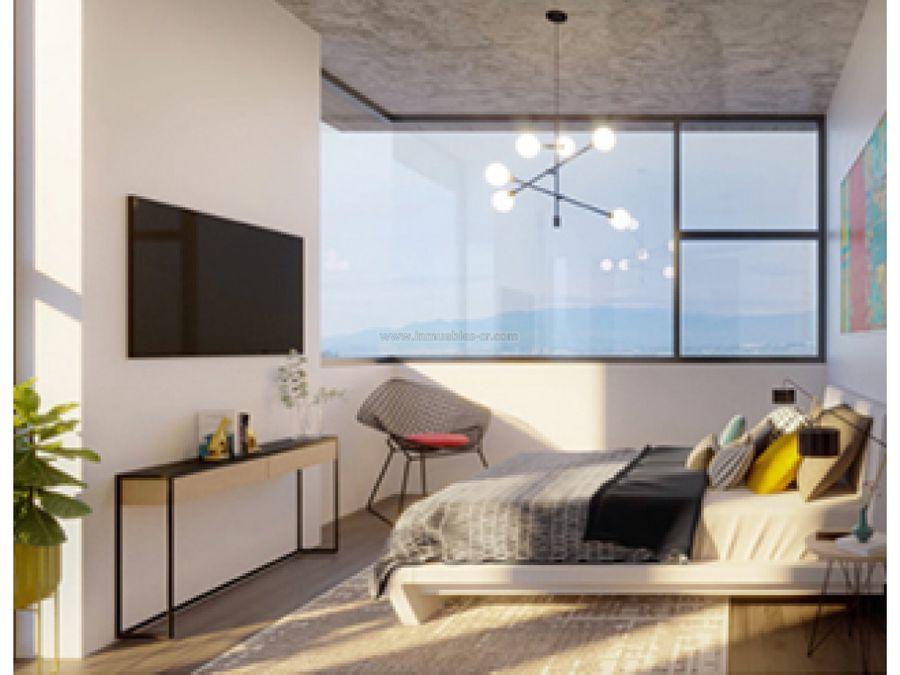 apartamento con amenidades en rio oro santa ana