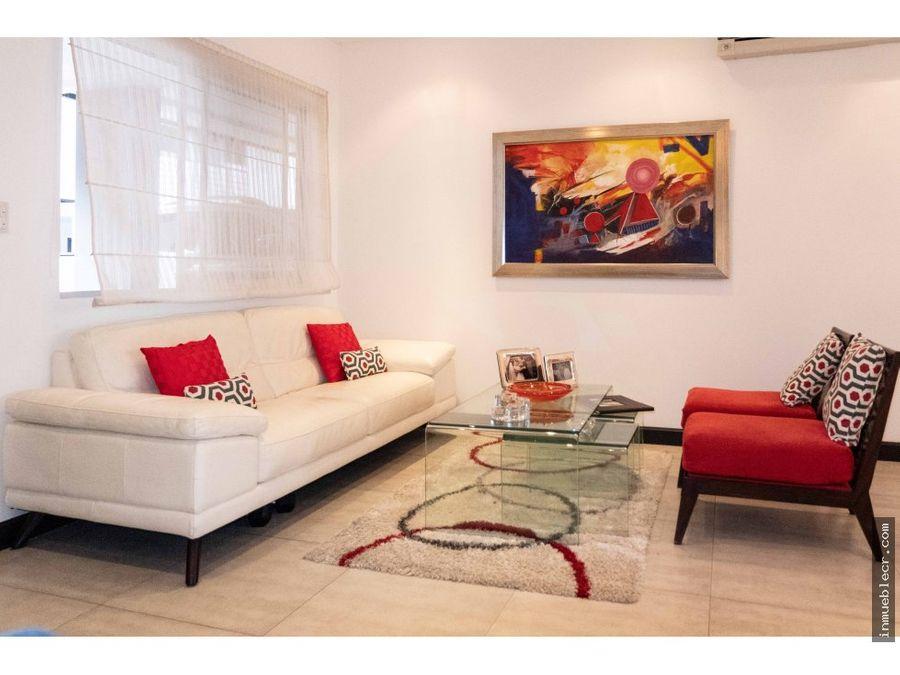 casa contemporanea excelente iluminacion