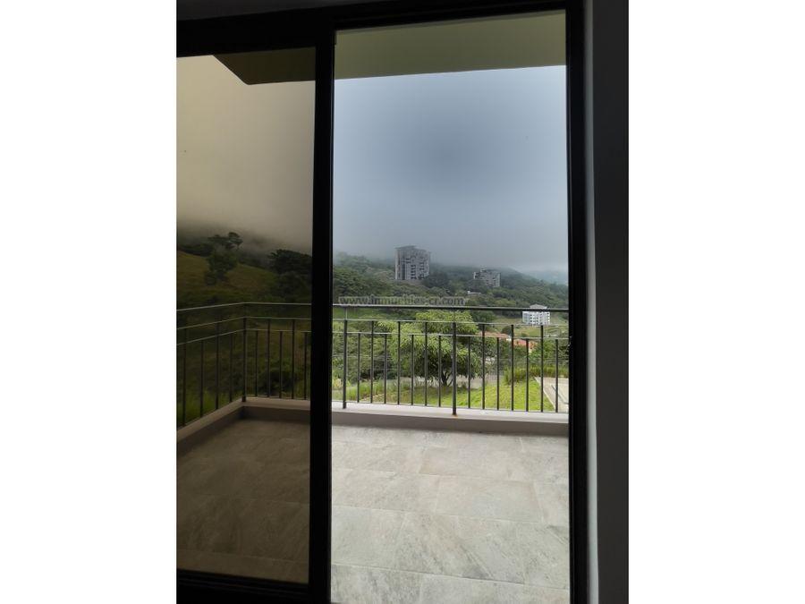 apartamento con espectacular vista