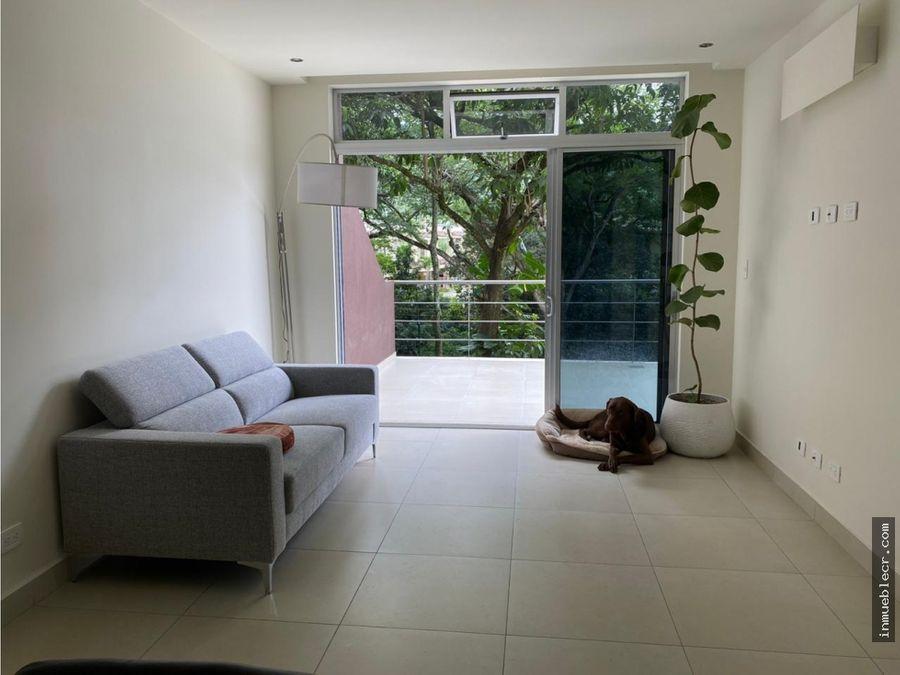 riverpark apartamento amueblado con linda terraza