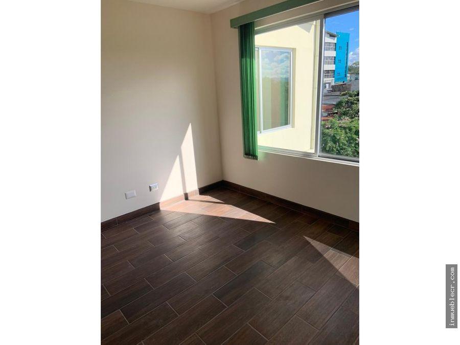 bellisimo apartamento en venta en sabanilla