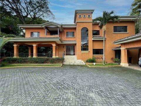 casa en condominio de lujo villa real