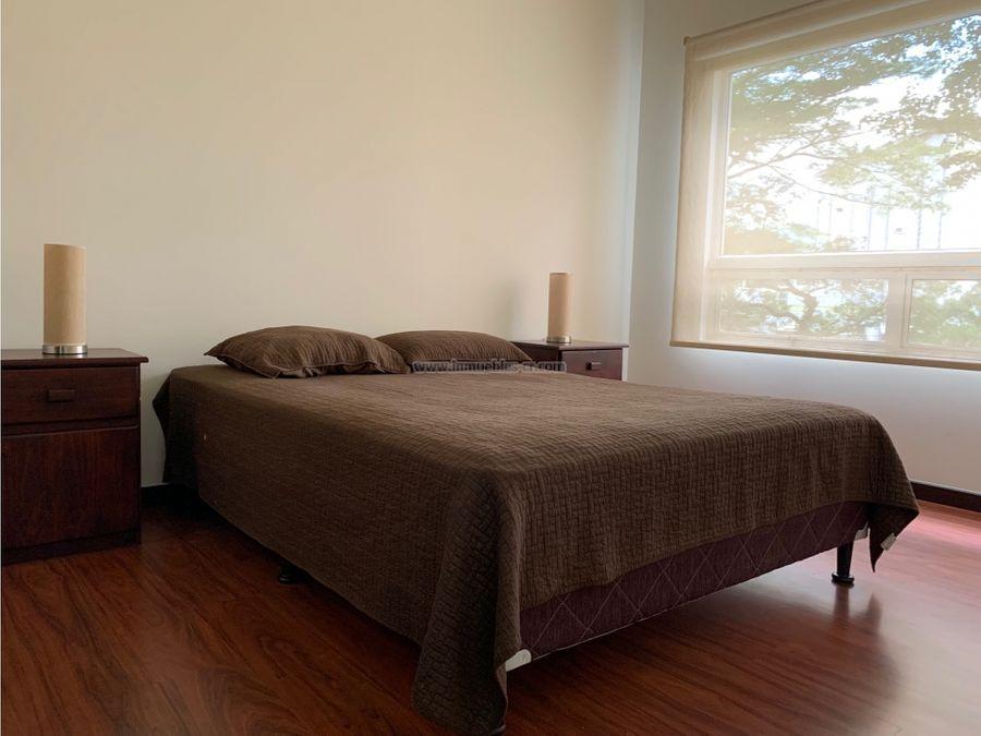 bello apartamento en venta en la sabana