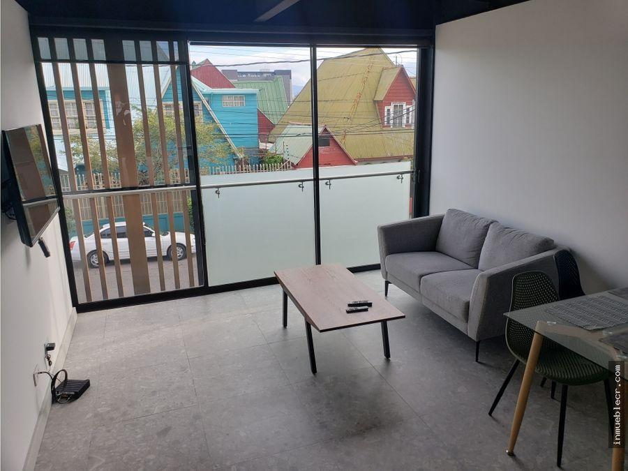 apartamento en escalante