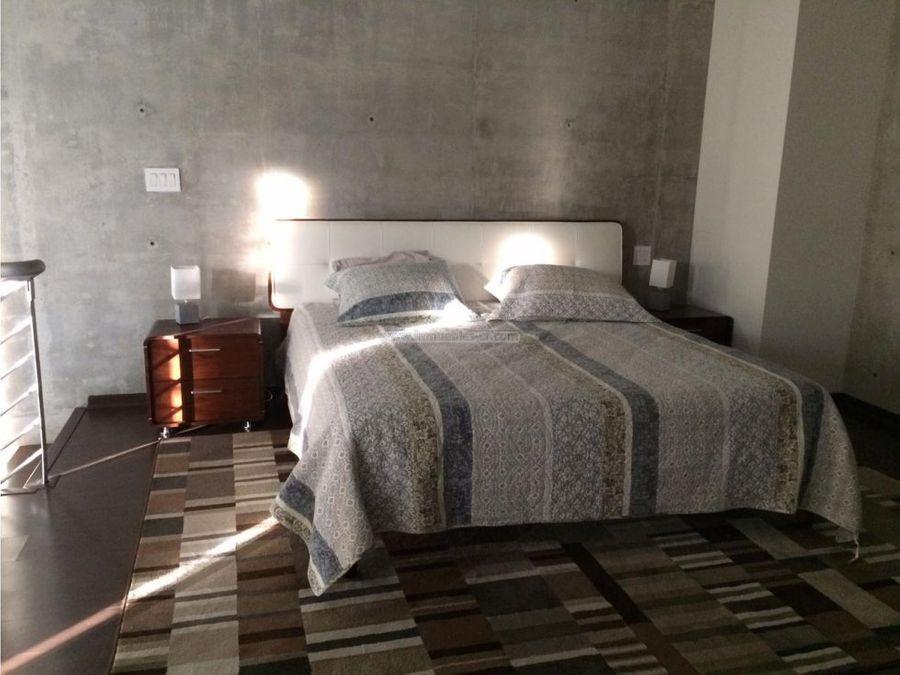 apartamento duplex en avenida escazu
