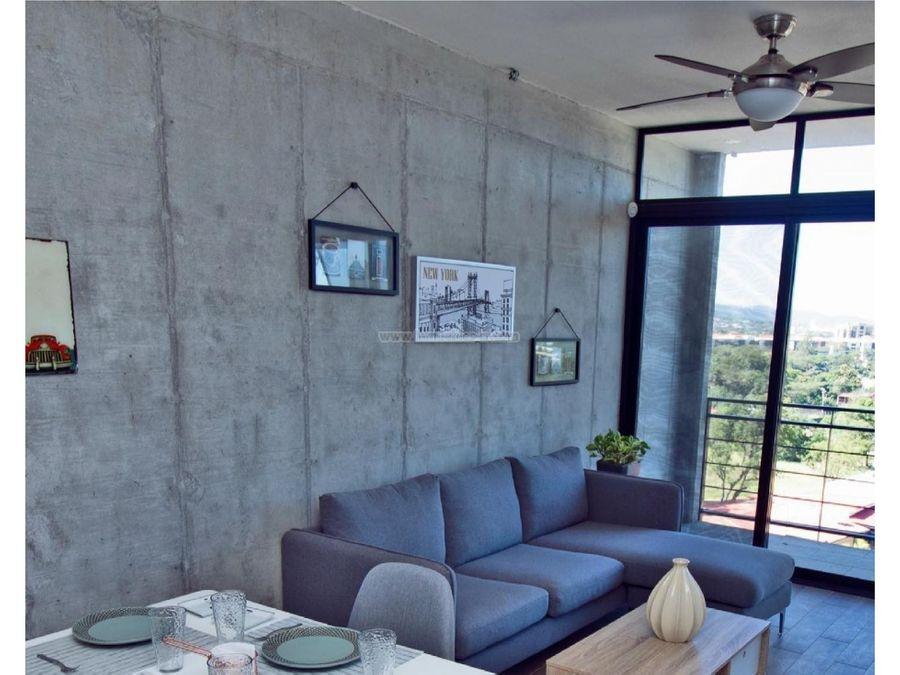 apartamento moderno pozos san ana