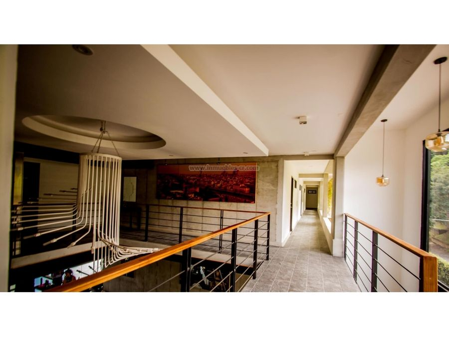 apartamento moderno full amueblado pozos san ana