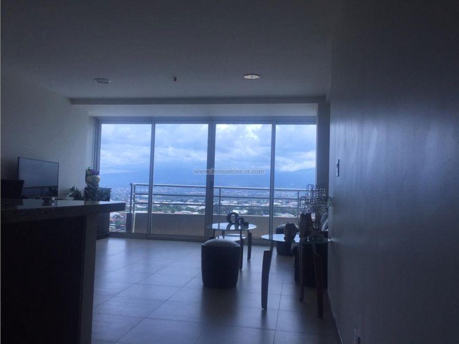 apartamento en torre paseo colon