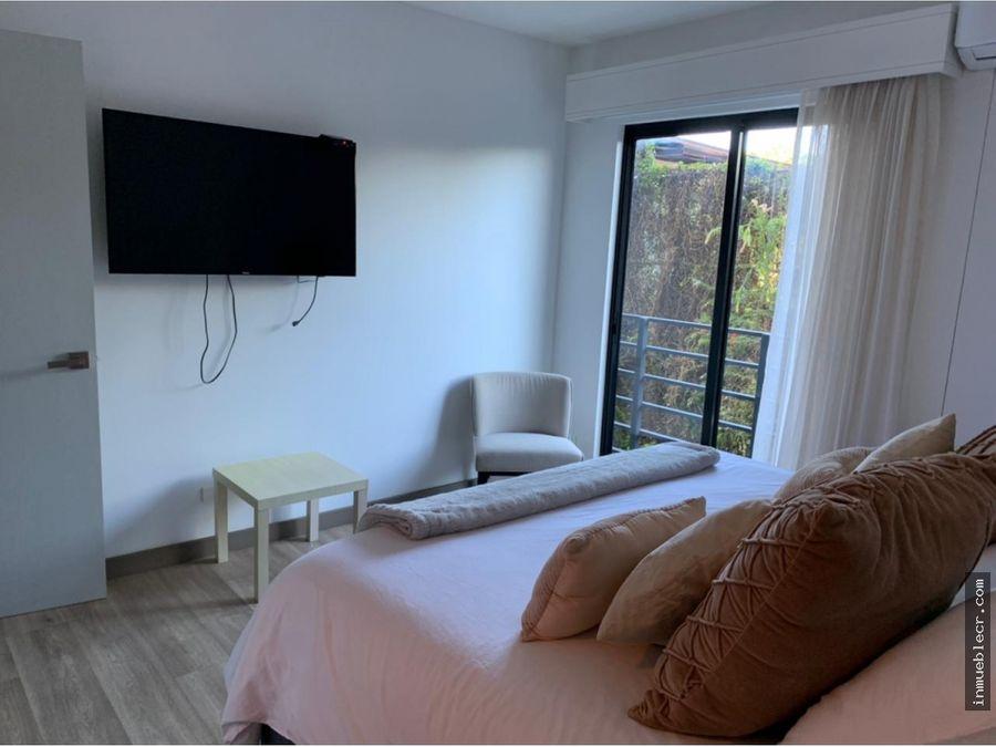 bello apartamento amueblado en alquiler en brasil de mora