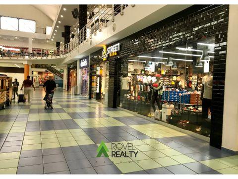 albrook mall local con renta 760 de retorno