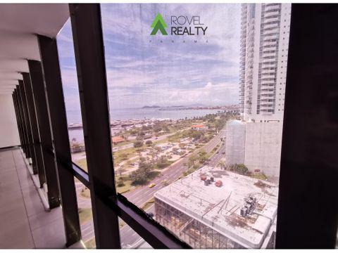 oficina en ave balboa torre bac 145m2