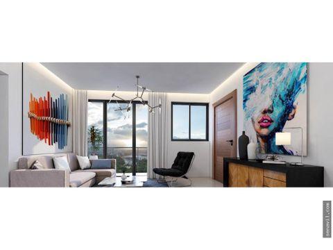 comprar apartamento en torre en santiago con piscina y ascensor