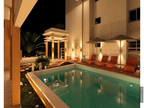 apartamento con piscina el dorado