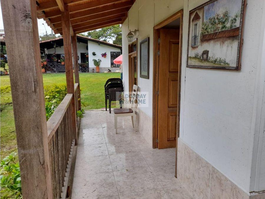 casa campestre via armenia pereira
