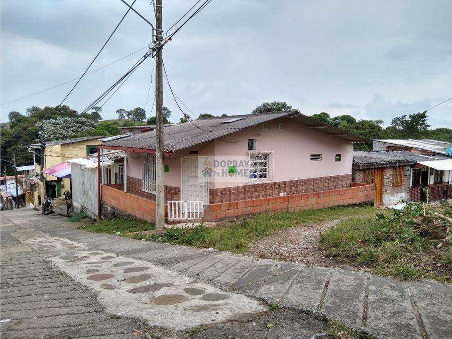 se vende casa en circasia