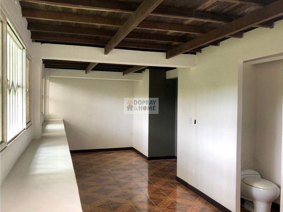se vende casa campestre en condominio armenia