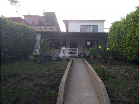 se vende casa campestre en pueblo tapao