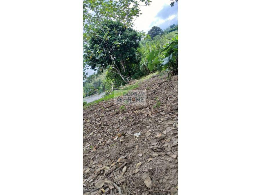 se vende lote en piedras de moler valle del cauca