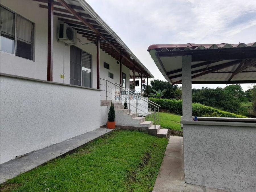 casa campestre monaco en conjunto cerrado